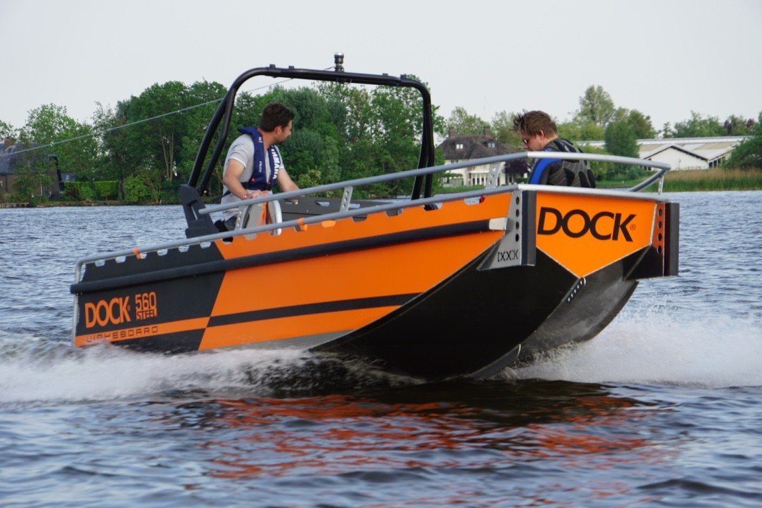 Dock Wakeboardboot 4