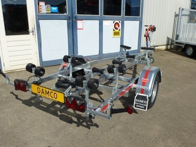 Damco trailers 6