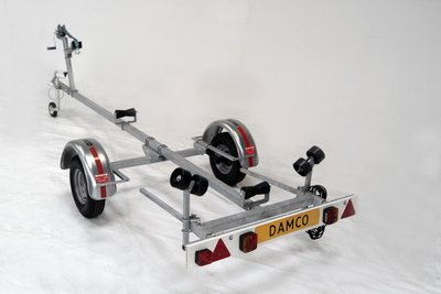 Damco trailers 12
