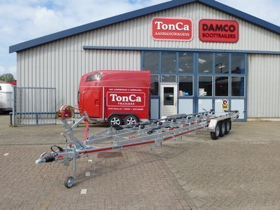 Damco trailers 1