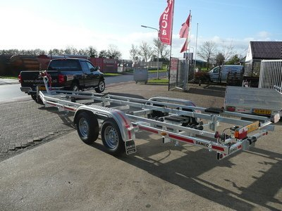 Damco Trailers
