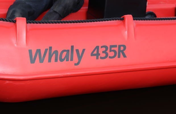 Whaly 435 R professional 4