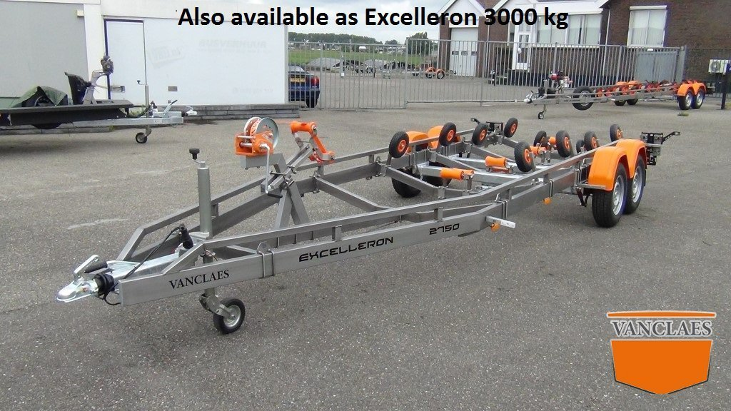 """Excelleron 3000 -14""""- 750 geremd 2 as 1"""