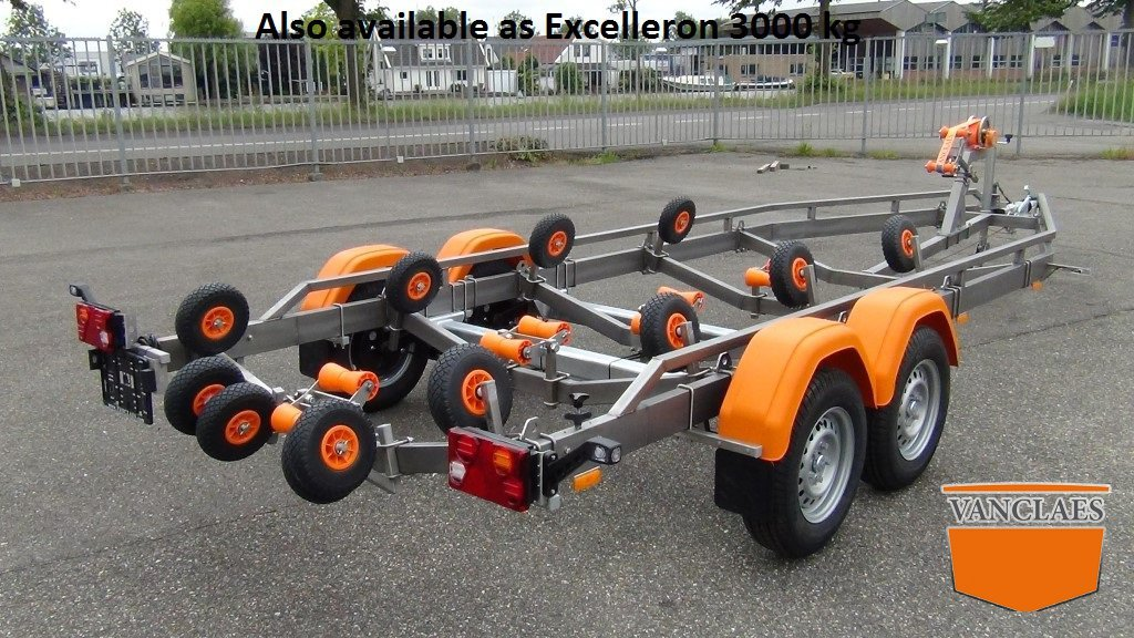 """Excelleron 3000 -14""""- 750 geremd 2 as 5"""