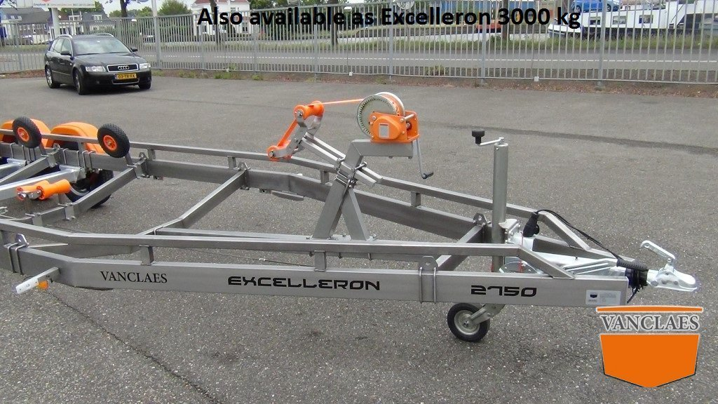"""Excelleron 3000 -14""""- 750 geremd 2 as 7"""