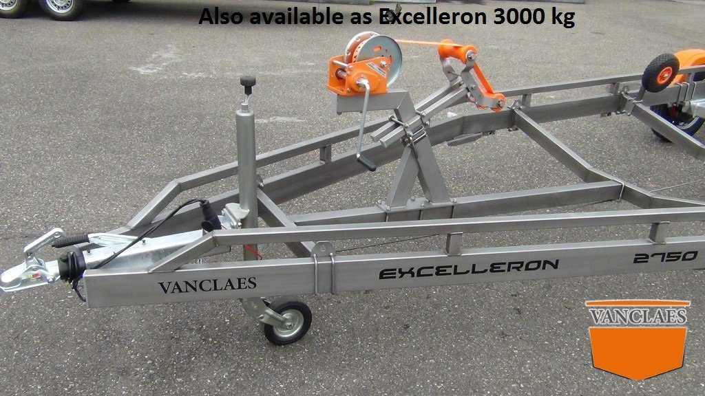 """Excelleron 3000 -14""""- 950 geremd 2 as 2"""