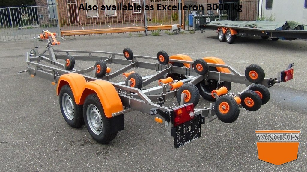 """Excelleron 3000 -14""""- 950 geremd 2 as 3"""