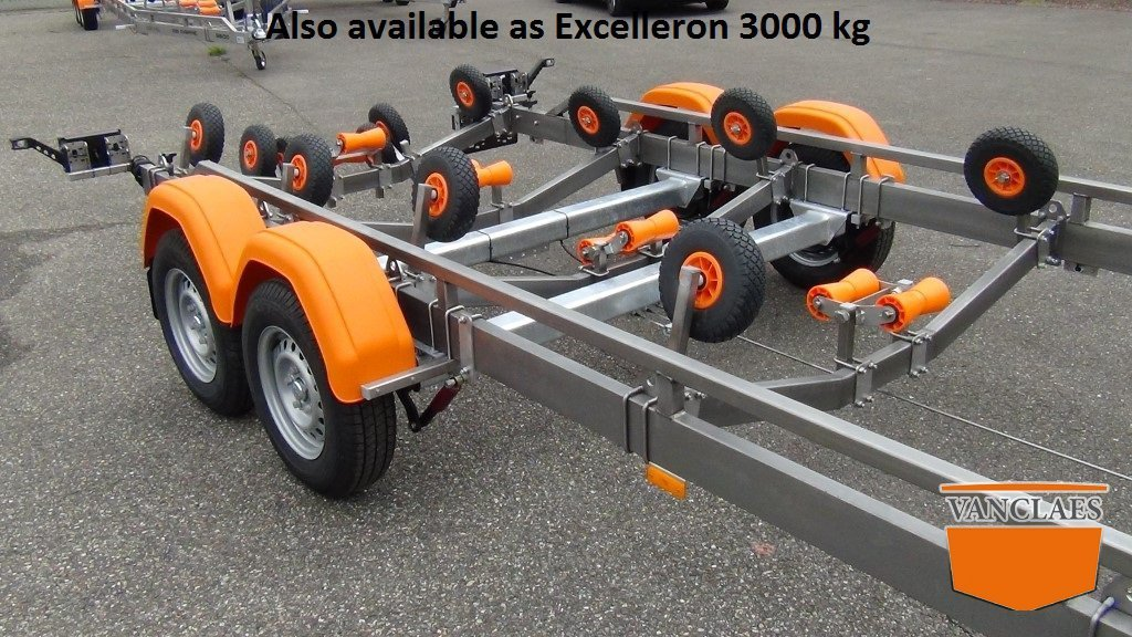 """Excelleron 3000 -14""""- 950 geremd 2 as 8"""
