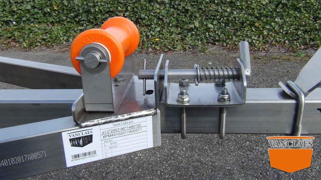 Inflate 500- 13'' - 390 ongeremd 1 as 2