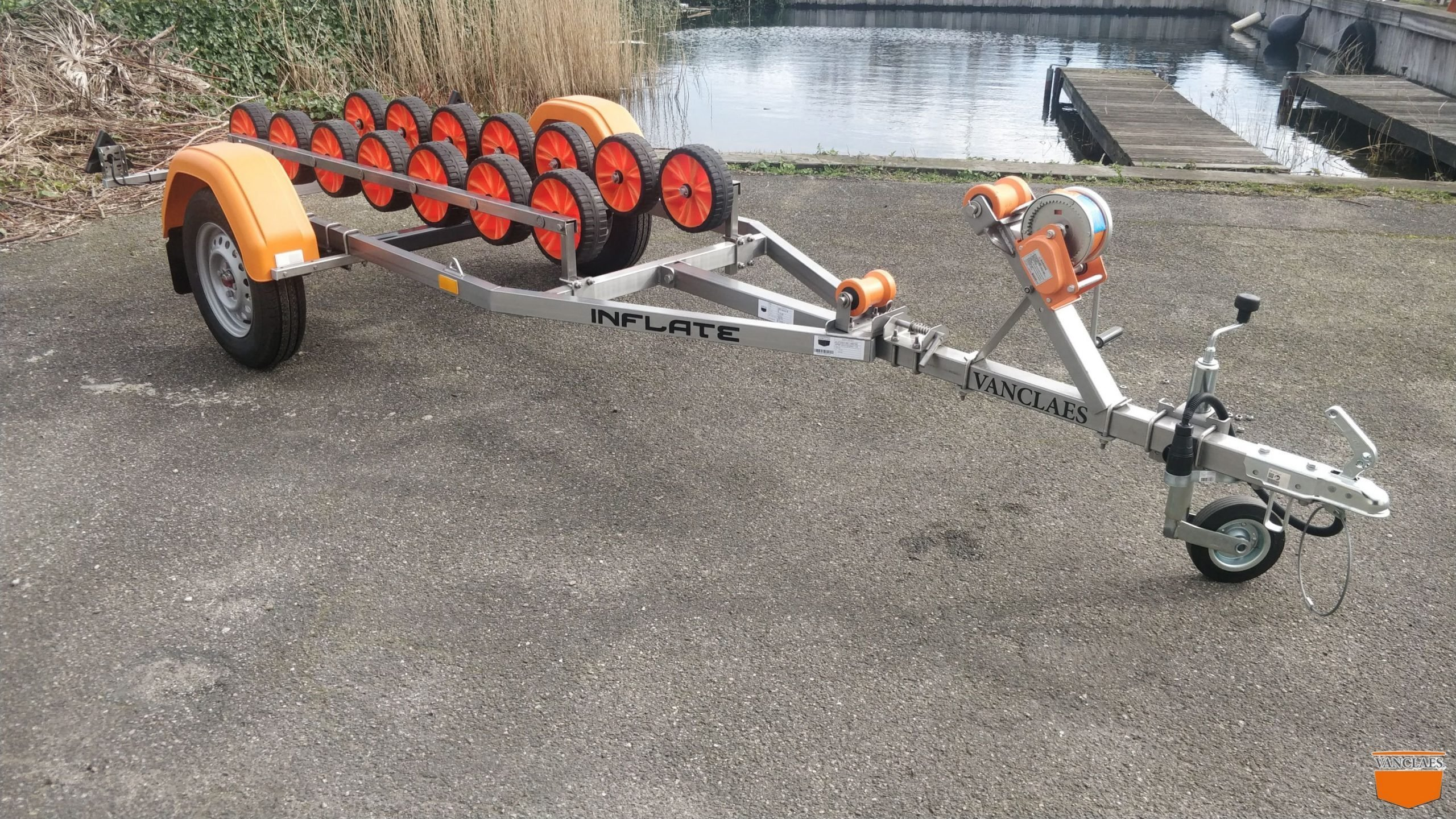Inflate 750- 13'' - 390 ongeremd 1 as 6