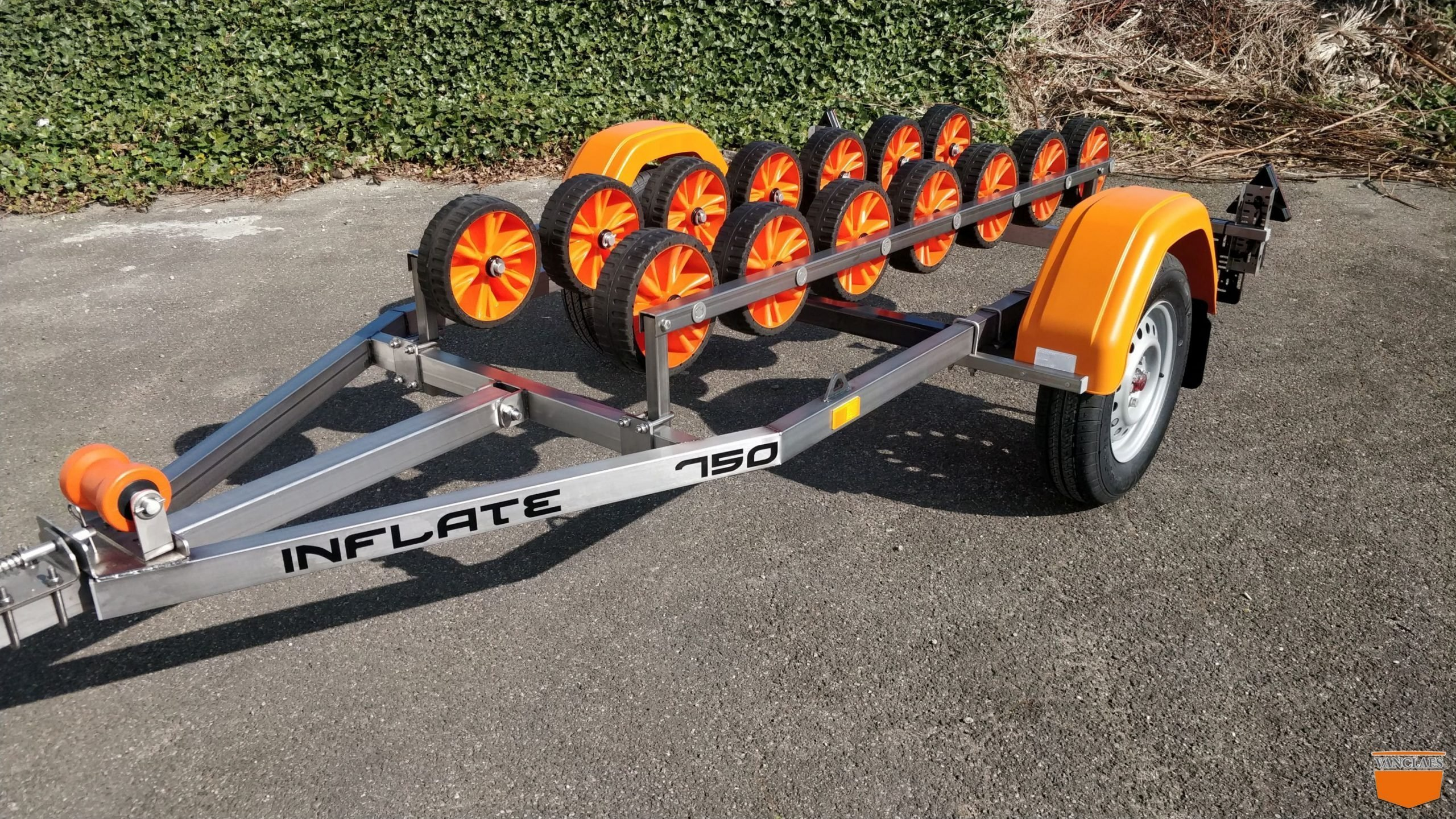Inflate 750- 13'' - 450 ongeremd 1 as 6